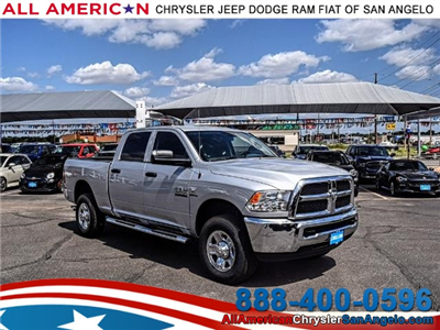 2017 Ram 3500 Crew Cab 4x4,  Pickup #HG747959 - photo 1
