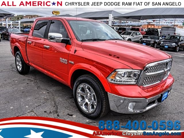 2017 Ram 1500 Crew Cab 4x2,  Pickup #HS801897 - photo 1