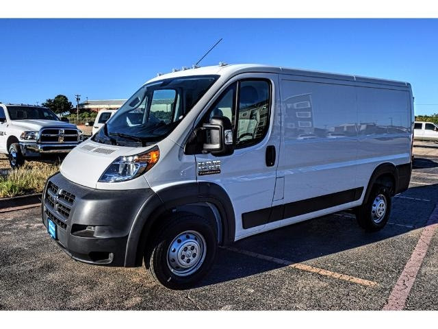 2018 ProMaster 1500 Standard Roof 4x2,  Upfitted Cargo Van #JE110770 - photo 3
