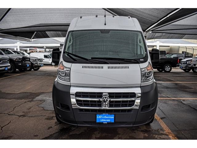 2018 ProMaster 1500 High Roof 4x2,  Empty Cargo Van #JE115852 - photo 4