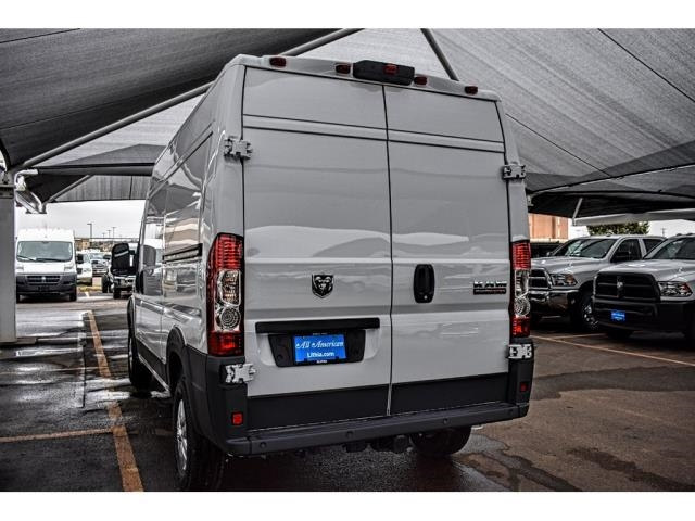 2018 ProMaster 1500 High Roof 4x2,  Empty Cargo Van #JE115852 - photo 9