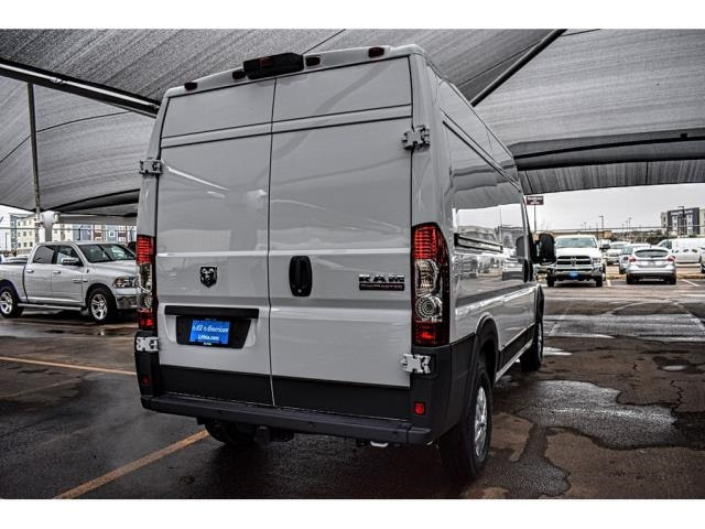 2018 ProMaster 1500 High Roof 4x2,  Empty Cargo Van #JE115852 - photo 11