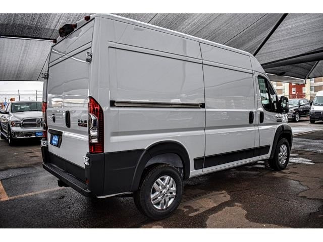 2018 ProMaster 1500 High Roof 4x2,  Empty Cargo Van #JE115852 - photo 12