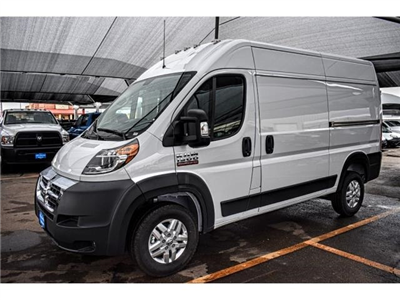 2018 ProMaster 1500 High Roof 4x2,  Empty Cargo Van #JE115852 - photo 6