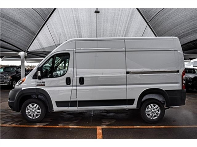 2018 ProMaster 1500 High Roof 4x2,  Empty Cargo Van #JE115852 - photo 7