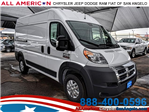 2018 ProMaster 1500 High Roof 4x2,  Empty Cargo Van #JE115852 - photo 1