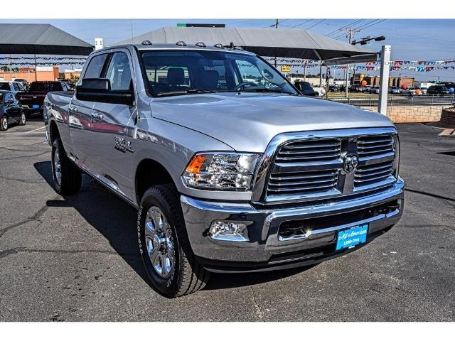 2018 Ram 2500 Crew Cab 4x4,  Pickup #JG110066 - photo 3