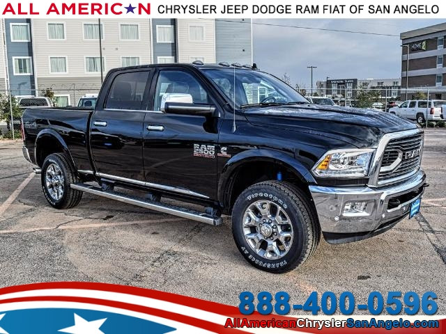2018 Ram 2500 Crew Cab 4x4, Pickup #JG116382 - photo 1