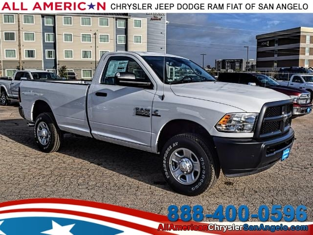 2018 Ram 2500 Regular Cab 4x4, Pickup #JG150584 - photo 1