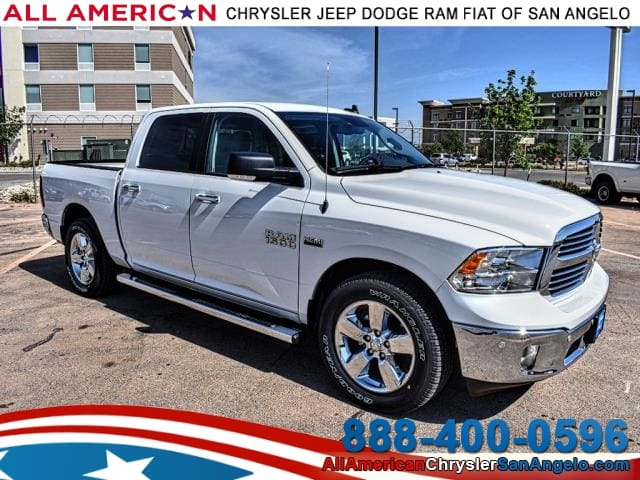 2018 Ram 1500 Crew Cab, Pickup #JG151480 - photo 1