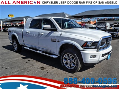 2018 Ram 2500 Mega Cab 4x4, Pickup #JG166466 - photo 1