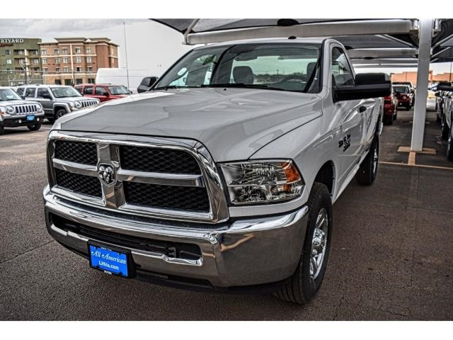 2018 Ram 2500 Regular Cab, Pickup #JG183633 - photo 5
