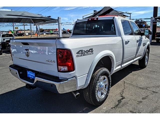 2018 Ram 2500 Crew Cab 4x4, Pickup #JG191652 - photo 2