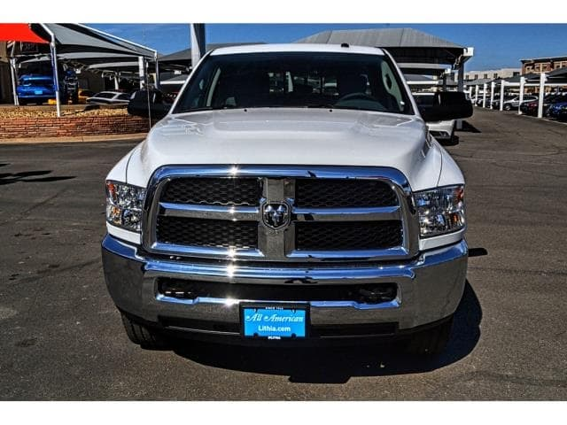 2018 Ram 2500 Crew Cab 4x4, Pickup #JG191652 - photo 4
