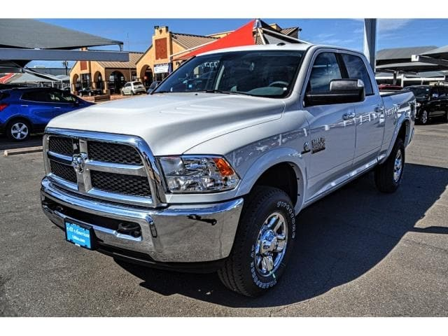 2018 Ram 2500 Crew Cab 4x4, Pickup #JG191652 - photo 5