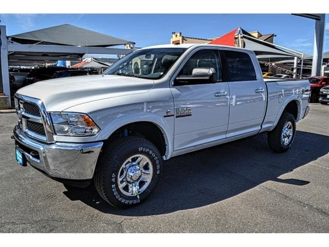 2018 Ram 2500 Crew Cab 4x4, Pickup #JG191652 - photo 6