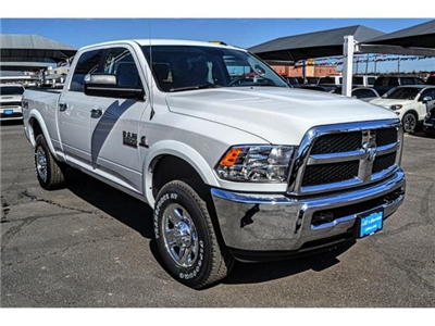 2018 Ram 2500 Crew Cab 4x4, Pickup #JG191652 - photo 3