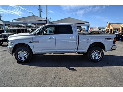 2018 Ram 2500 Crew Cab 4x4, Pickup #JG191652 - photo 7