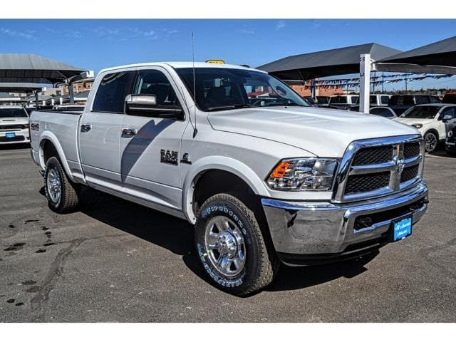 2018 Ram 2500 Crew Cab 4x4, Pickup #JG191656 - photo 3