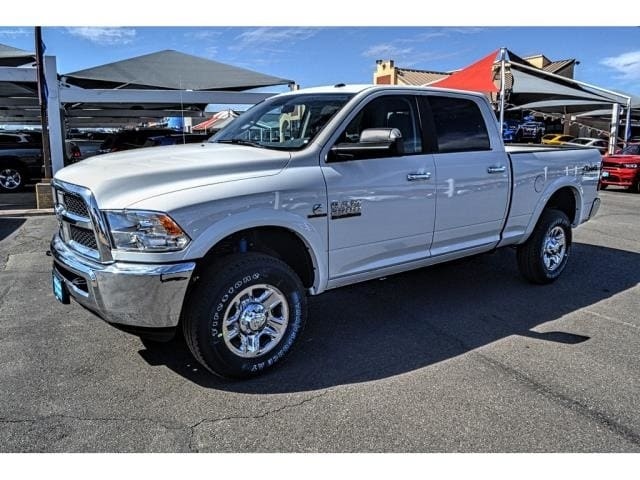 2018 Ram 2500 Crew Cab 4x4, Pickup #JG191656 - photo 7