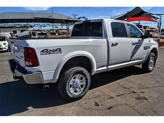 2018 Ram 2500 Crew Cab 4x4,  Pickup #JG191656 - photo 2