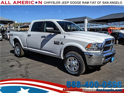 2018 Ram 2500 Crew Cab 4x4, Pickup #JG191656 - photo 1