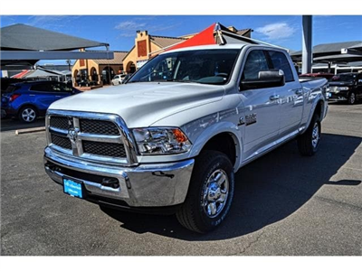 2018 Ram 2500 Crew Cab 4x4, Pickup #JG191656 - photo 6