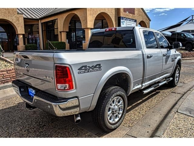 2018 Ram 2500 Crew Cab 4x4, Pickup #JG223433 - photo 2
