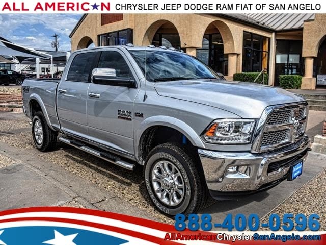 2018 Ram 2500 Crew Cab 4x4, Pickup #JG223433 - photo 1