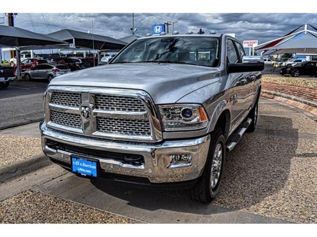 2018 Ram 2500 Crew Cab 4x4, Pickup #JG223433 - photo 5