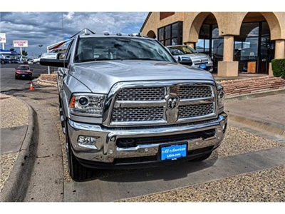 2018 Ram 2500 Crew Cab 4x4, Pickup #JG223433 - photo 3