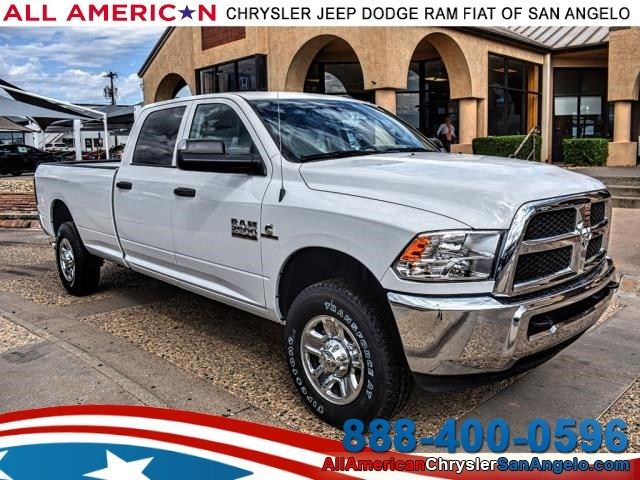 2018 Ram 2500 Crew Cab 4x4, Pickup #JG224094 - photo 1