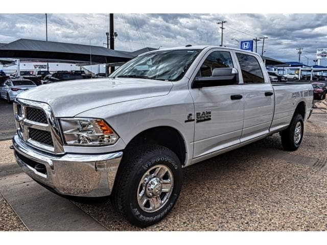 2018 Ram 2500 Crew Cab 4x4, Pickup #JG224094 - photo 6