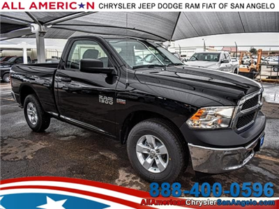 2018 Ram 1500 Regular Cab, Pickup #JG225371 - photo 1