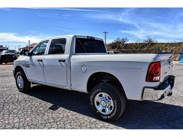 2018 Ram 2500 Crew Cab 4x4, Pickup #JG244313 - photo 8