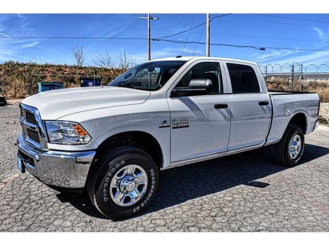2018 Ram 2500 Crew Cab 4x4, Pickup #JG244313 - photo 6