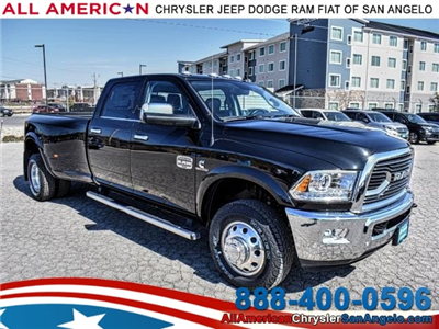 2018 Ram 3500 Crew Cab DRW 4x4, Pickup #JG249358 - photo 1