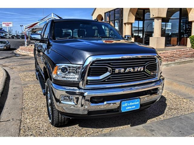 2018 Ram 2500 Crew Cab 4x4,  Pickup #JG263480 - photo 3