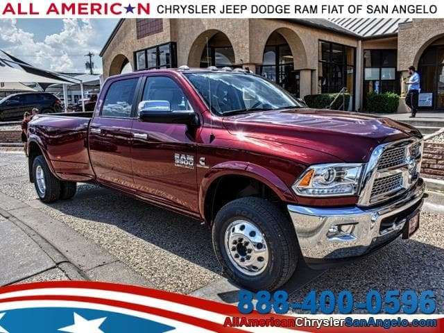2018 Ram 3500 Crew Cab DRW 4x4,  Pickup #JG334907 - photo 1