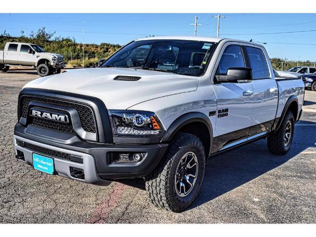 2018 Ram 1500 Crew Cab 4x4, Pickup #JS109629 - photo 5