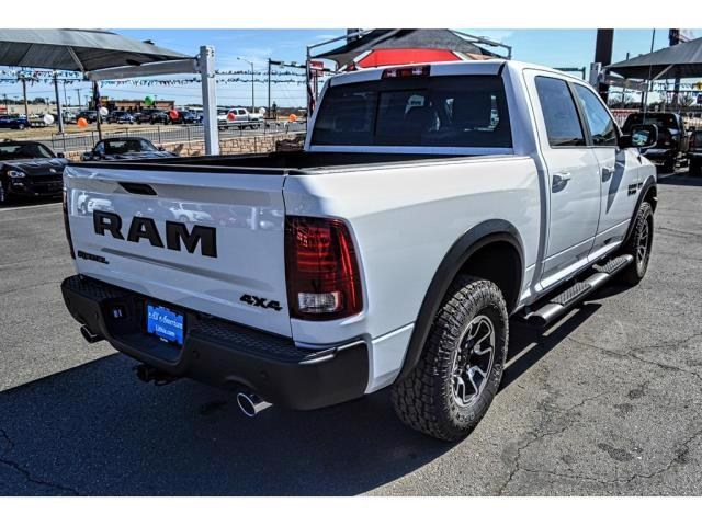2018 Ram 1500 Crew Cab 4x4, Pickup #JS111885 - photo 2