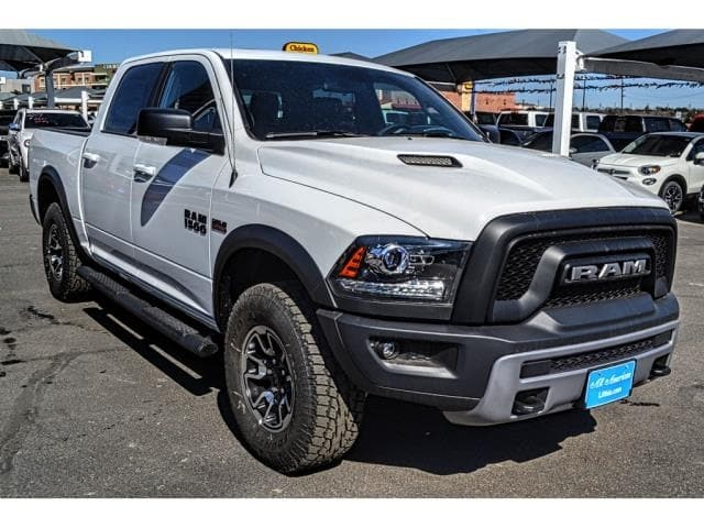 2018 Ram 1500 Crew Cab 4x4, Pickup #JS111885 - photo 4