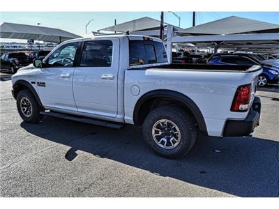 2018 Ram 1500 Crew Cab 4x4, Pickup #JS111885 - photo 9