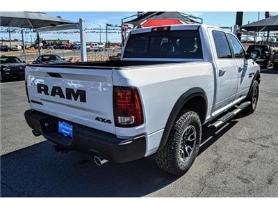 2018 Ram 1500 Crew Cab 4x4, Pickup #JS111885 - photo 3