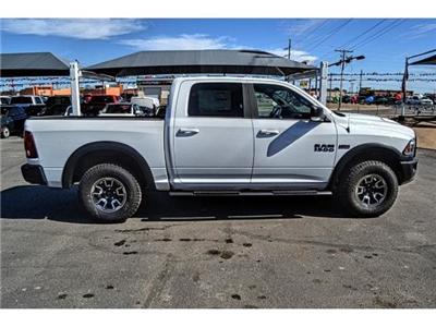 2018 Ram 1500 Crew Cab 4x4, Pickup #JS111885 - photo 16