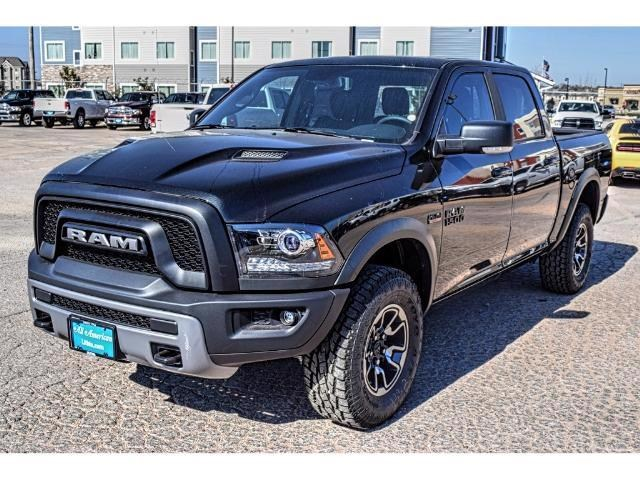 2018 Ram 1500 Crew Cab 4x4, Pickup #JS114137 - photo 5