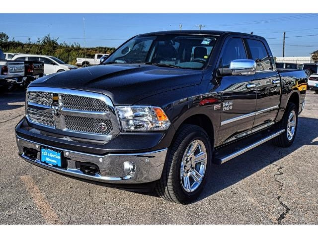 2018 Ram 1500 Crew Cab 4x4, Pickup #JS130615 - photo 5