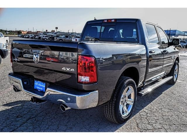 2018 Ram 1500 Crew Cab 4x4, Pickup #JS130615 - photo 11