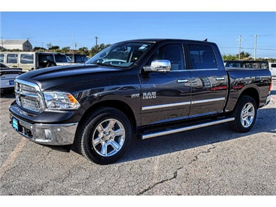 2018 Ram 1500 Crew Cab 4x4, Pickup #JS130615 - photo 6