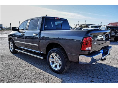 2018 Ram 1500 Crew Cab 4x4, Pickup #JS130615 - photo 8